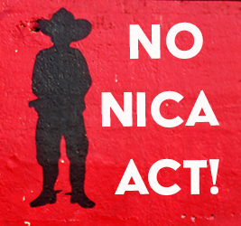 Take Action to Oppose the Nica Act!